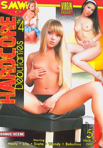 Хардкорные Дебютантки 4 / Hardcore Debutantes 4 (2013) DVDRip