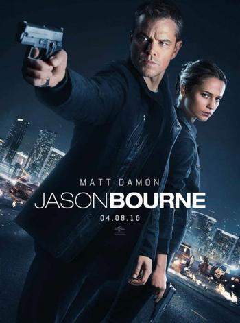 Jason Bourne (2016) BRRip x264 AC3-DKT