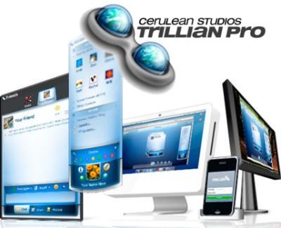 Trillian Pro 6.0 Build 56 Portable