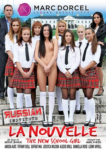 Русский Институт 20: Новенькая / Russian Institute 20: La Nouvelle / The New School Girl (2014) DVDRip