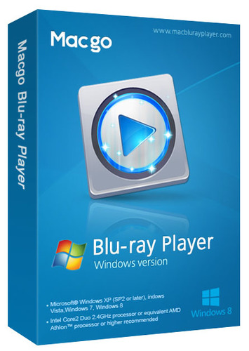 Macgo Windows Blu-ray Player 2.17.2.2614 RePack by D!akov