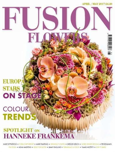 Fusion Flowers - Issue 95 - April-May 2017