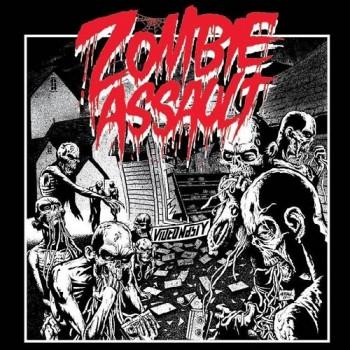 Zombie Assault!! - Video Nasty (2016)