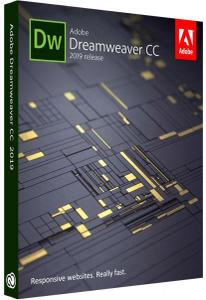 Adobe Dreamweaver CC 2019 v19.1 x86 x64 Multilingual-WEBiSO