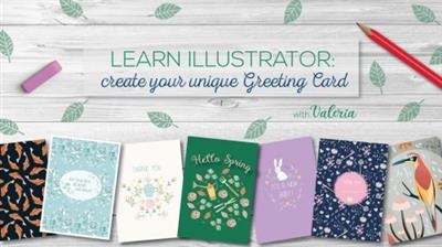 Learn Adobe Illustrator: Create your Unique Greeting Card