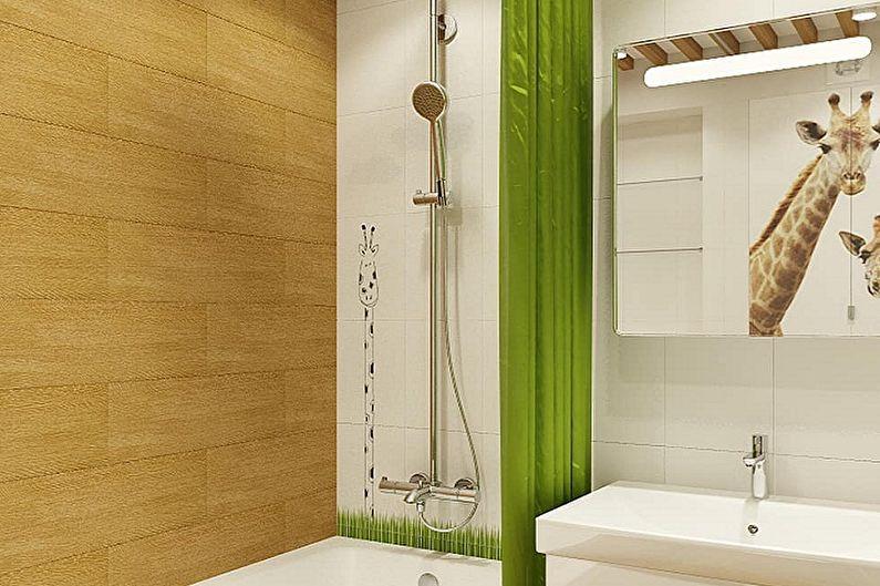 Ванная комната 3 кв