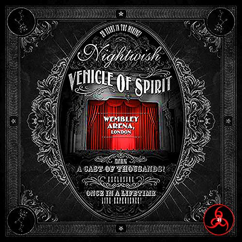 Nightwish - Vehicle Of Spirit (Live) (3CD) (2016)