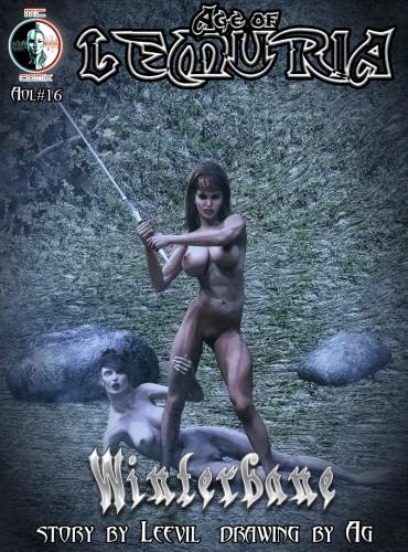 McComix - Age Of Lemuria - Winterbane 16