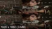 Без черных полос (На весь экран) Снежная битва 3D / La guerre des tuques 3D / Snowtime 3D Вертикальная анаморфная стереопара