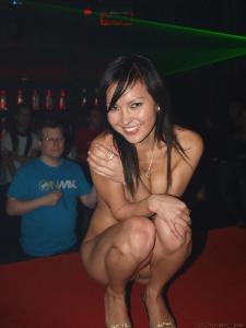 College having sex student