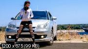 Обои - Девушки и автомобили