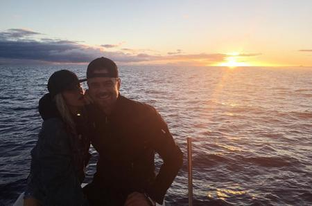 Ферги и Джош Дюамель отпраздновали 8-летнюю годовщину свадьбы на пляже