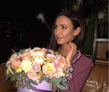 Ольга Бузова в скором времени должна стать матерью