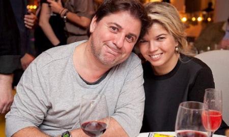 Александр Цекало. Третьей женой продюсера стала родная сестра Веры Брежневой Виктория Галушка, которая моложе него на 22 года.