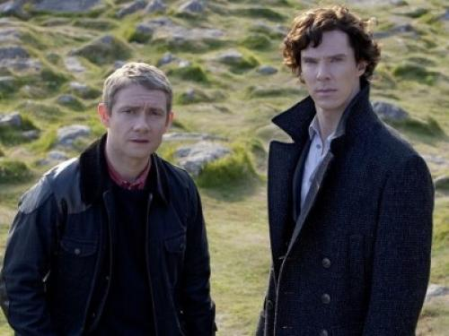 Создатели сериала «Шерлок» обратились к российским зрителям
