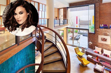 Кира Найтли продала квартиру в Нью-Йорке за 6 миллионов долларов: фото апартаментов актрисы