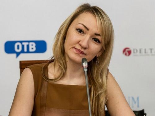 Организатор премии Светлана Суханова