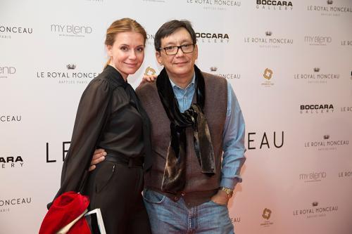 Толкалина и Кончаловский расстались после 20 лет гражданского брака