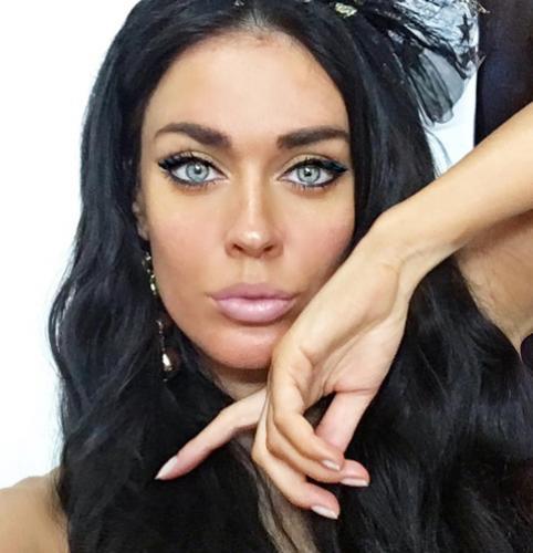 Татьяна Терешина показала фигуру в прозрачном белье