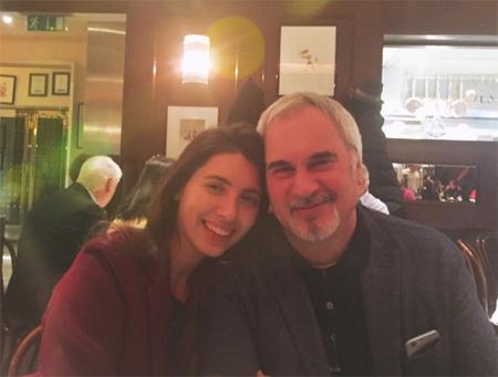 Инга и Валерий Меладзе