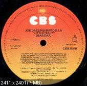 Joe Dassin & Marcella - Little Italy (Martina) (1982)
