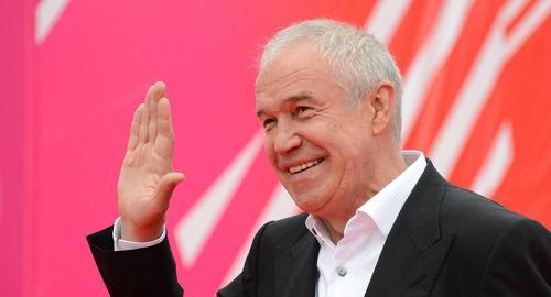 Актер Сергей Гармаш впервые стал дедушкой