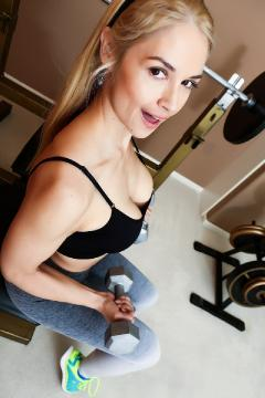 Sarah Vandella - The Protein Shot (2017) HD 720p