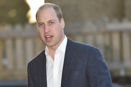 Принц Уильям объявил, что уходит с работы