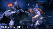 Batman: Arkham Origins скачать через торрент (2013) PC