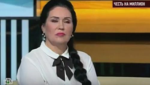 Татьяна Африкантова заявляет, что у нее есть досье на Ирину Агибалову