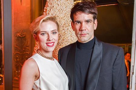 СМИ: Скарлетт Йоханссон и Роман Дориак расстались после двух лет брака
