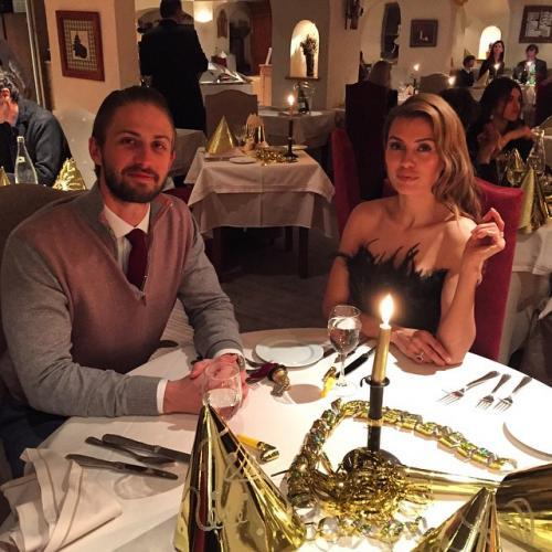 Викторию Боню поздравляют со свадьбой
