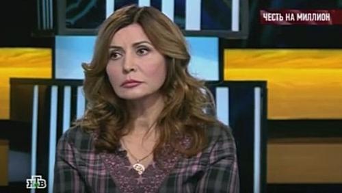 Ирина Агибалова расстроена обвинениями Татьяны Африкантовой
