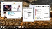 Windows 7 Enterprise SP1 x86/x64 KottoSOFT v.6 (RUS/2017)