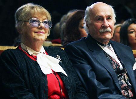 Жена Владимира Зельдина ушла из жизни вслед за ним
