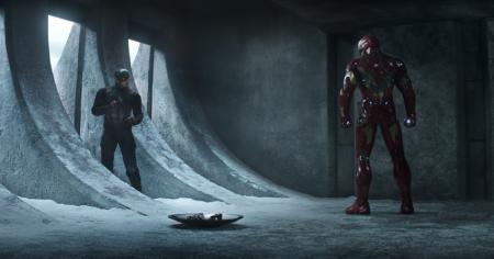 «Первый мститель: Противостояние»
