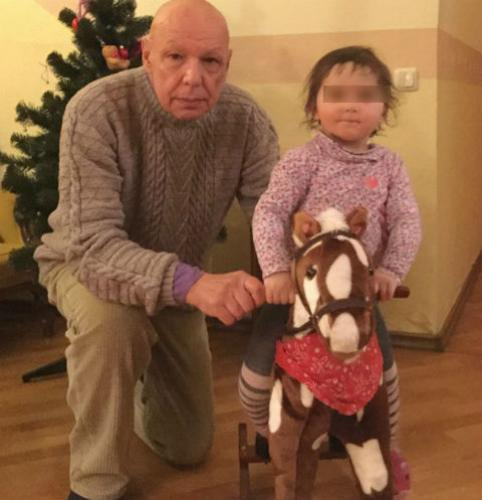 Отец Валерии Гай Германики ищет деньги на серьезную операцию