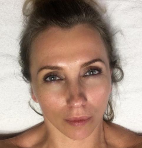 Светлана Бондарчук эффектно оголилась на роскошном курорте