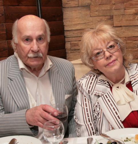 Владимир Зельдин звал жену после смерти