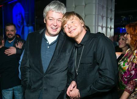Александр Стриженов и Андрей Григорьев-Аполлонов