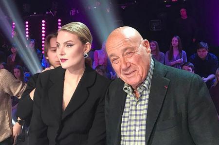 Рената Литвинова и Владимир Познер приступили к обязанностям жюри шоу