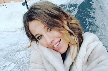 Ксения Собчак поздравила Максима Виторгана с годовщиной свадьбы