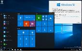 Windows 10 Starter 15025.1000 rs2 Full by Lopatkin (x64) (2017) [Rus]