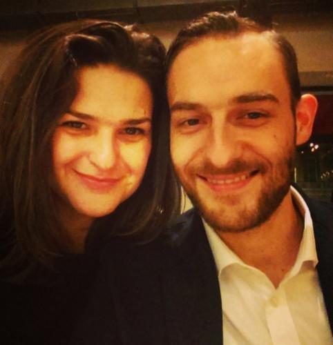 Виктория Райдос публично обратилась к мужу