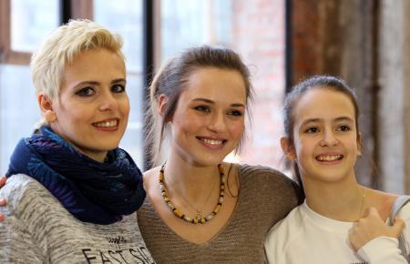 Актрисы российского кино провели мастер-классы на празднике фонда «Вместе против рака»
