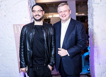 Кирилл Серебренников и Сергей Капков