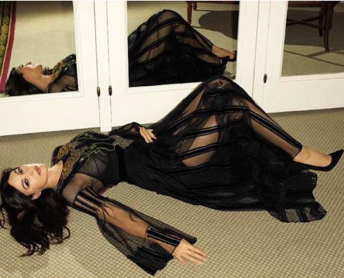 Моника Белуччи снялась для обложки журнала GQ