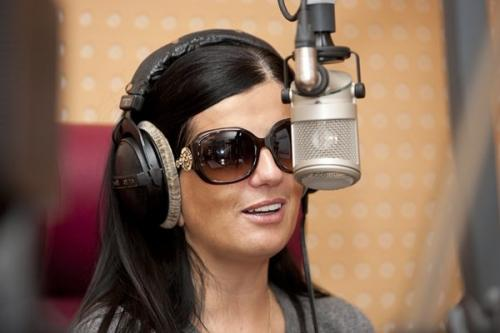 Диана Гурцкая стала участницей немецкой комедии