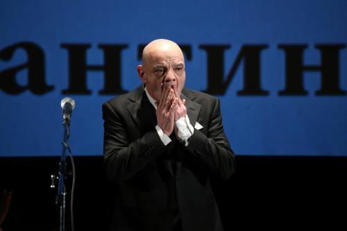 Константин Райкин назвал Россию