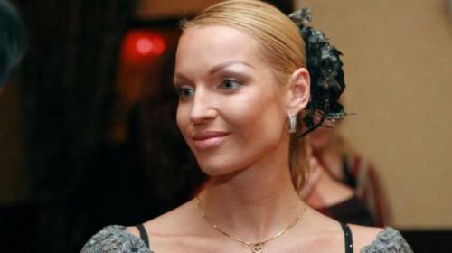 Анастасия Волочкова потрясла поклонников своим «голым» фото на снегу